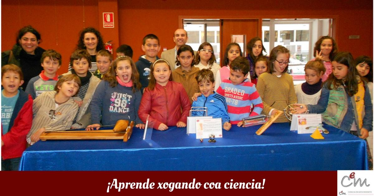 Museo científico - Ciencia en Movimento